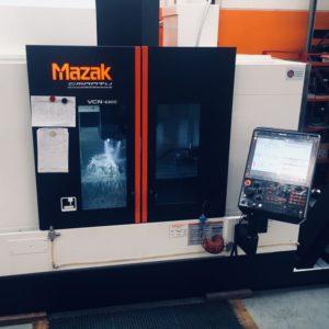 Mazak VCN 530C